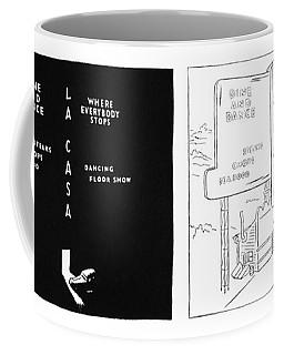 New Yorker October 26th, 1940 Coffee Mug