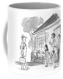 New Yorker October 26th, 1987 Coffee Mug