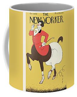 New Yorker October 28th, 1933 Coffee Mug
