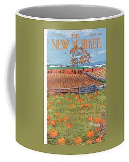 New Yorker October 28th, 1972 Coffee Mug