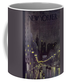 New Yorker October 29 1932 Coffee Mug
