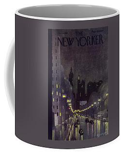 New Yorker October 29 1932 Coffee Mug