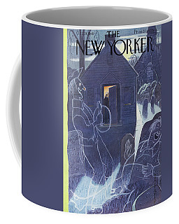 New Yorker October 29th, 1949 Coffee Mug