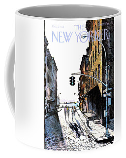 New Yorker October 2nd, 1978 Coffee Mug