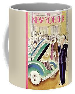 New Yorker October 30 1937 Coffee Mug