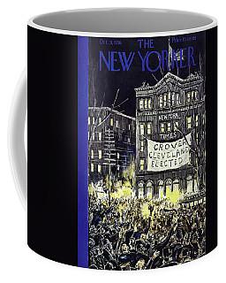 New Yorker October 31 1936 Coffee Mug