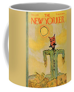 New Yorker October 31st, 1970 Coffee Mug