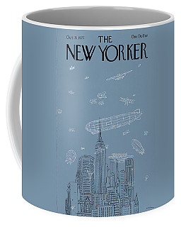 New Yorker October 31st, 1977 Coffee Mug