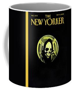 New Yorker October 31st, 2005 Coffee Mug