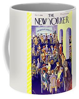 New Yorker October 5 1940 Coffee Mug