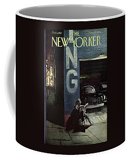 New Yorker October 5th, 1957 Coffee Mug