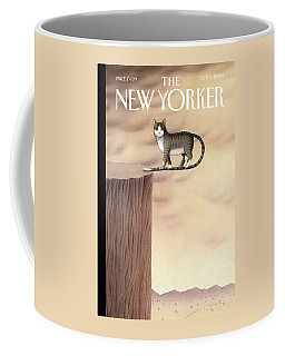 New Yorker October 5th, 2009 Coffee Mug