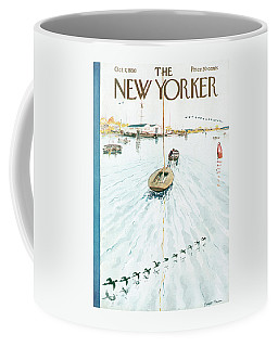 New Yorker October 7th, 1950 Coffee Mug
