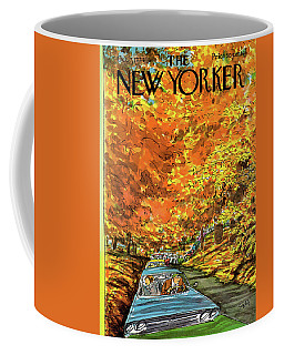 New Yorker October 7th, 1974 Coffee Mug