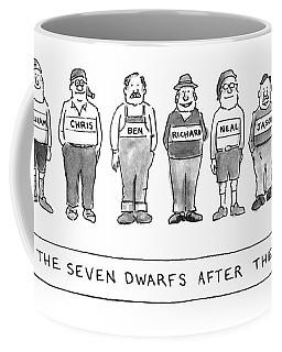 New Yorker October 7th, 1991 Coffee Mug