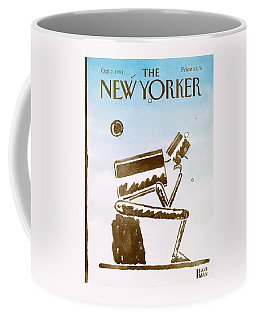 New Yorker October 7th, 1991 Coffee Mug