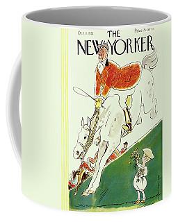 New Yorker October 8 1932 Coffee Mug