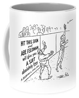 New Yorker October 8th, 1938 Coffee Mug