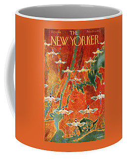 New Yorker October 8th, 1949 Coffee Mug