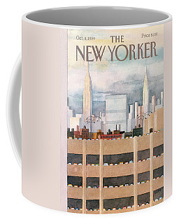 New Yorker October 8th, 1984 Coffee Mug
