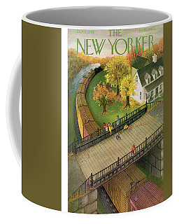 New Yorker October 9th, 1948 Coffee Mug
