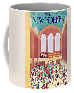 New Yorker September 10th, 1927 Coffee Mug