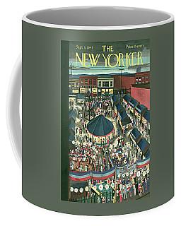 New Yorker September 11th, 1943 Coffee Mug