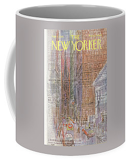 New Yorker September 11th, 1965 Coffee Mug