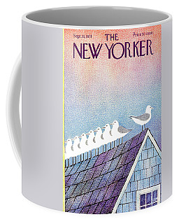 New Yorker September 11th, 1971 Coffee Mug