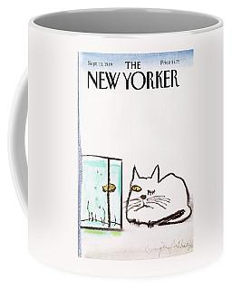 New Yorker September 11th, 1989 Coffee Mug