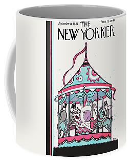 New Yorker September 12th, 1925 Coffee Mug