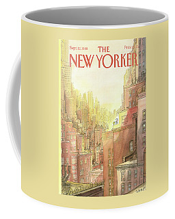 New Yorker September 12th, 1988 Coffee Mug