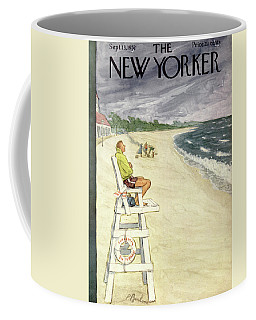 New Yorker September 13th, 1952 Coffee Mug