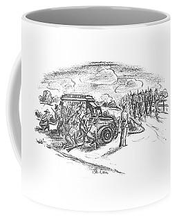 New Yorker September 14th, 1940 Coffee Mug