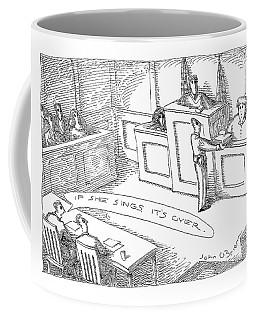 New Yorker September 14th, 1998 Coffee Mug
