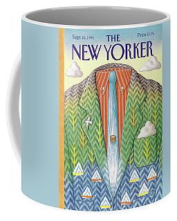 New Yorker September 16th, 1991 Coffee Mug