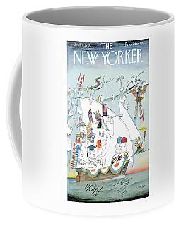 New Yorker September 17th, 1960 Coffee Mug