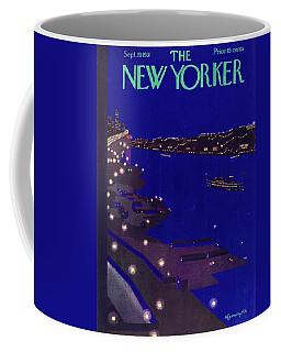 New Yorker September 19 1934 Coffee Mug