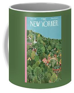 New Yorker September 1st, 1951 Coffee Mug