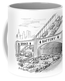 New Yorker September 20th, 1999 Coffee Mug