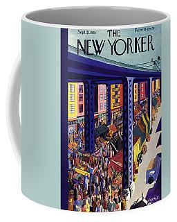 New Yorker September 21 1935 Coffee Mug