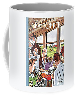 New Yorker September 21st, 1940 Coffee Mug