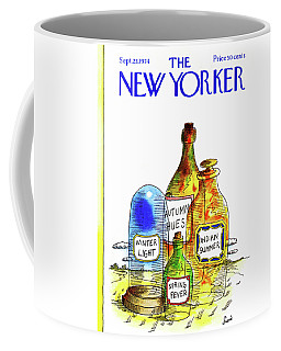 New Yorker September 23rd, 1974 Coffee Mug
