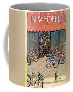 New Yorker September 25th, 1954 Coffee Mug