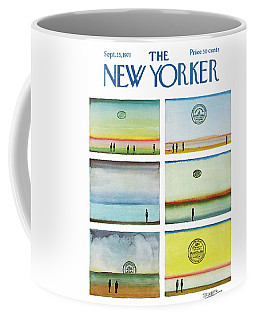 New Yorker September 25th, 1971 Coffee Mug