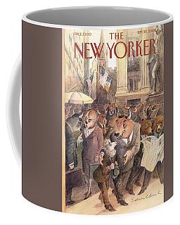 New Yorker September 25th, 2000 Coffee Mug