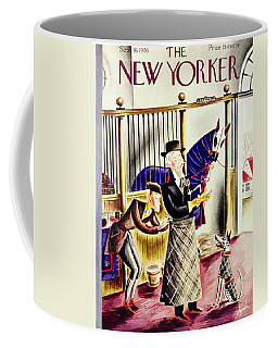 New Yorker September 26 1936 Coffee Mug