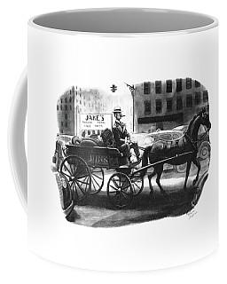 New Yorker September 26th, 1942 Coffee Mug