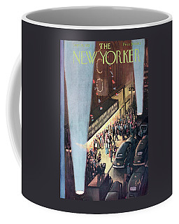 New Yorker September 26th, 1953 Coffee Mug