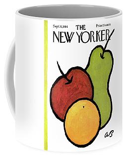 New Yorker September 26th, 1964 Coffee Mug